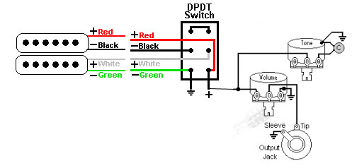 Series Parallel Humbucker Wiring Diagram moreover Ke Drum Schematic also Single Pole Double Throw Switch Schematic Diagram furthermore Spdt Relay Wiring Diagram Lock besides Dpdt Footswitch Microphone Cut Off Wiring Diagram. on dpdt switch wiring diagram guitar